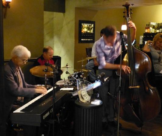 The Trio at Garvino's