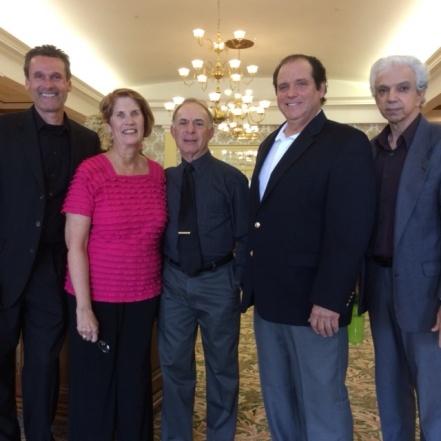 John Huber, Sheryl Genco, Jerry Bruno, Phil Caltabellotta, Thomas Pizzi