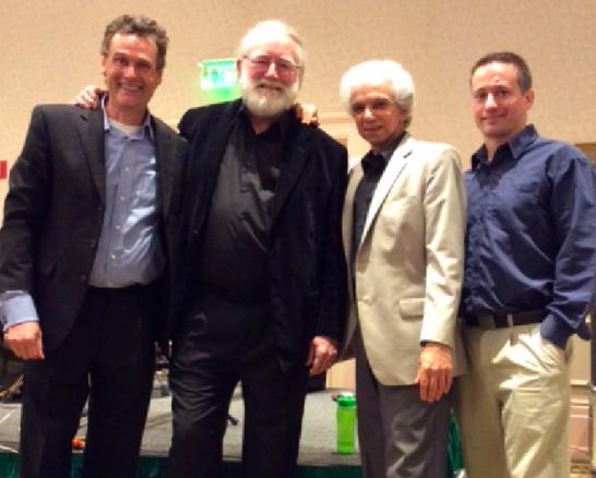 John Huber, Charlie DeChant, Thomas Pizzi, Dave Rudolph