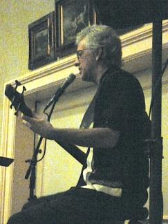 Davis singing